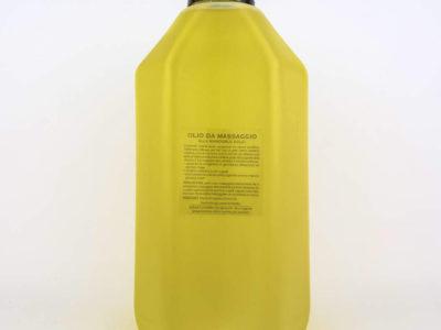 olio da massaggio tanica da 5 lt